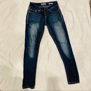 Daytrip Lynx Skinny Jeans 27R